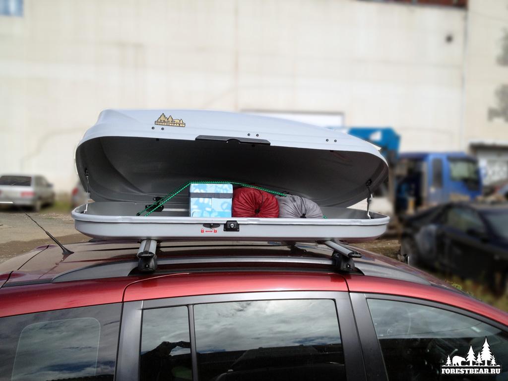 Автобокс на автомобиль своими руками 278